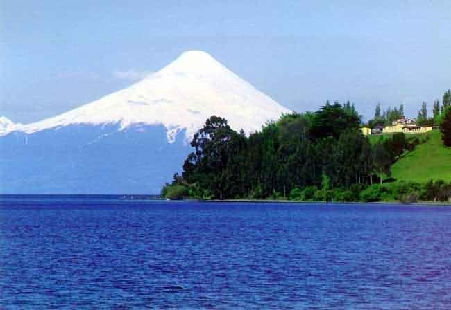 Paisajes Chile Paisaje Zona Sur De Chile Chile Pais