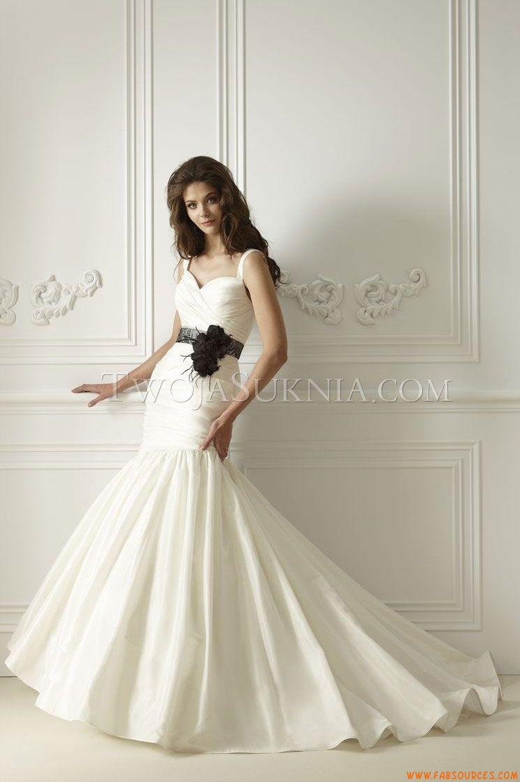Robes de mariée Jasmine F474 Collection 2012 - Fall 2011