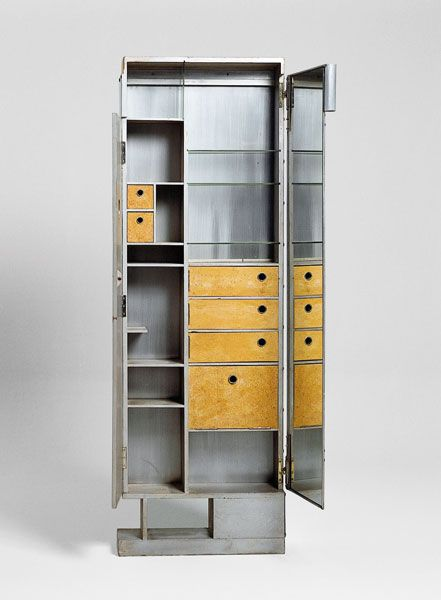 eileen gray coiffeuse paravent 1926 1929 structure en bois peint habill e de feuille d. Black Bedroom Furniture Sets. Home Design Ideas