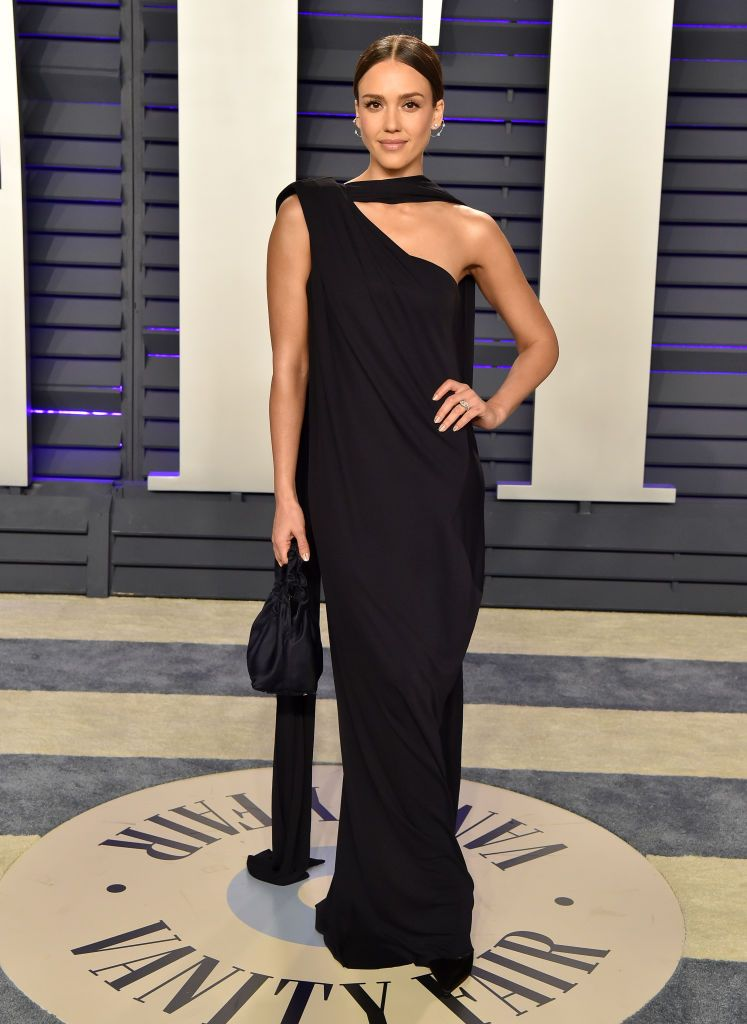 185f5f20870 Jessica Alba attends the 2019 Vanity Fair Oscar Party Hosted By ...