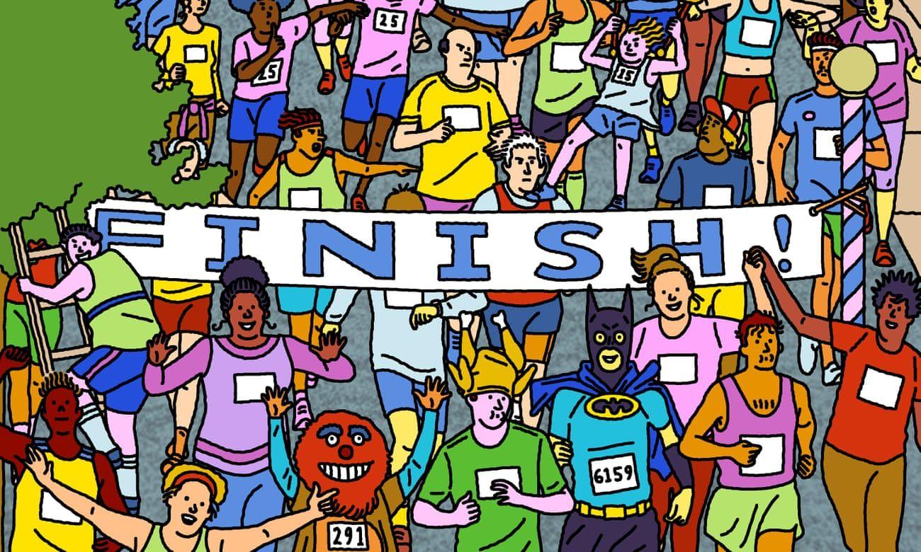 Meet The Marathon Cheats New York Marathon Marathon Miles To Go