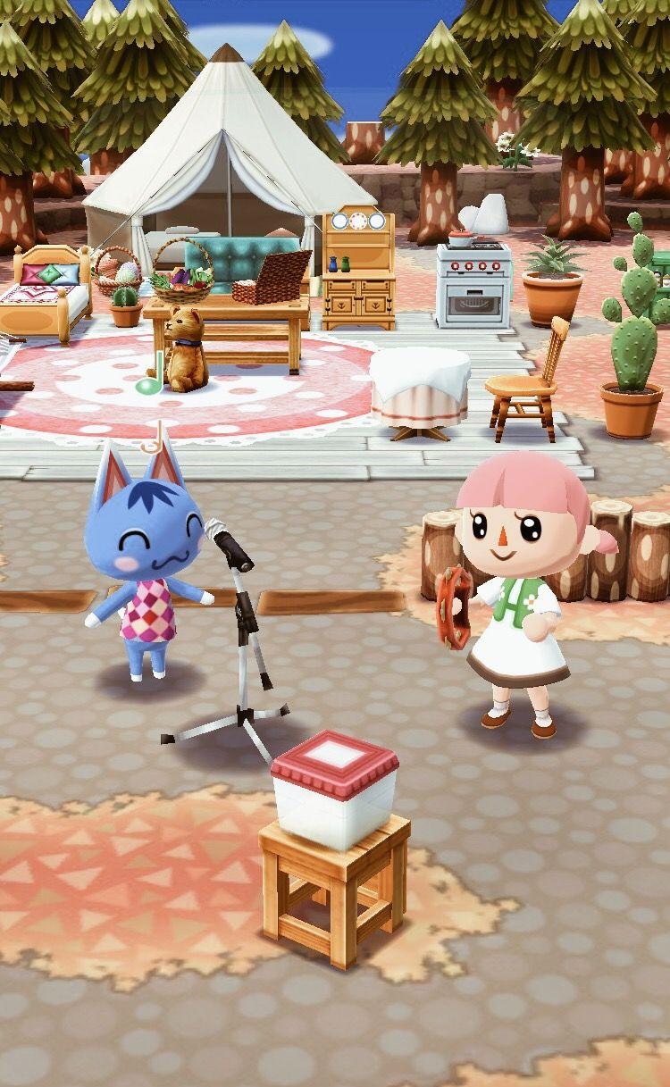 「Animal Crossing」おしゃれまとめの人気アイデア Pinterest Lidia ポケ森, 森, ポケ