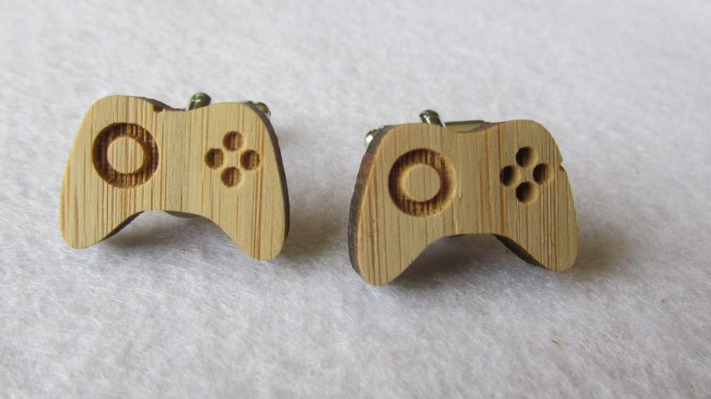 Game Controller Cuff Links
