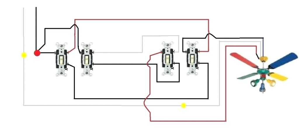 25 Wiring Diagram For 3 Way Switch Ceiling Fan ...