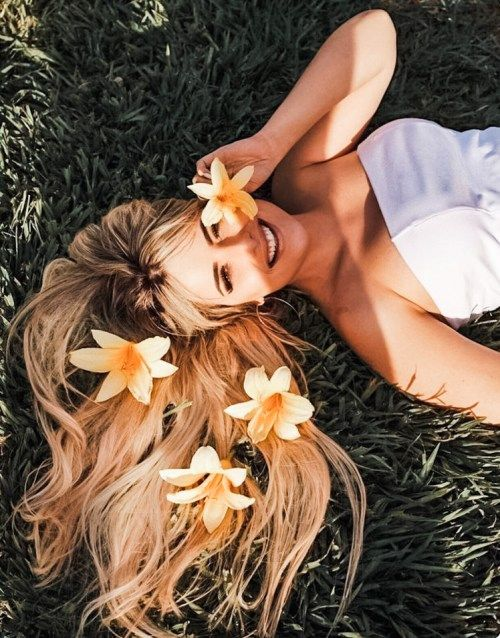 Insta-Worthy Picture Ideas For A Summer at Home – DIY Darlin' – Degisik pozlar