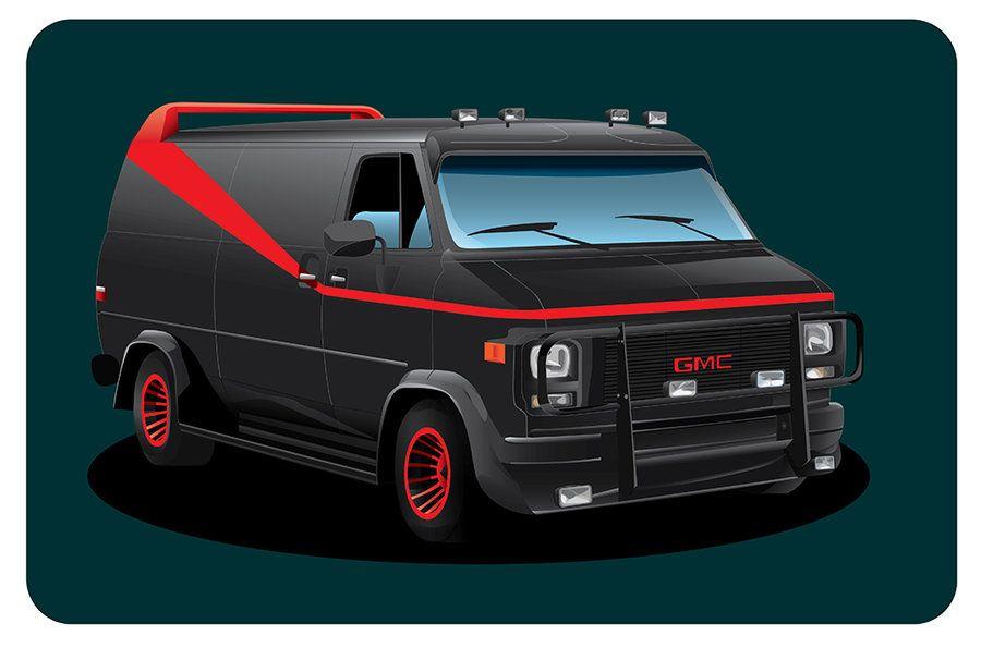 403 Forbidden A Team Van Custom Chevy Trucks Cool Vans
