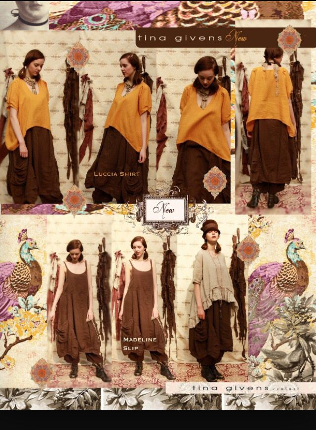Tina Givens sewing patterns | Gypsy punk hippie sewing inspiration ...
