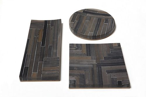 Made From Traditional Korean House Roof Tiles The Kiwa Roof Tiles Have A Different Colour And Texture Depending O Traditional House House Roof Korean Design