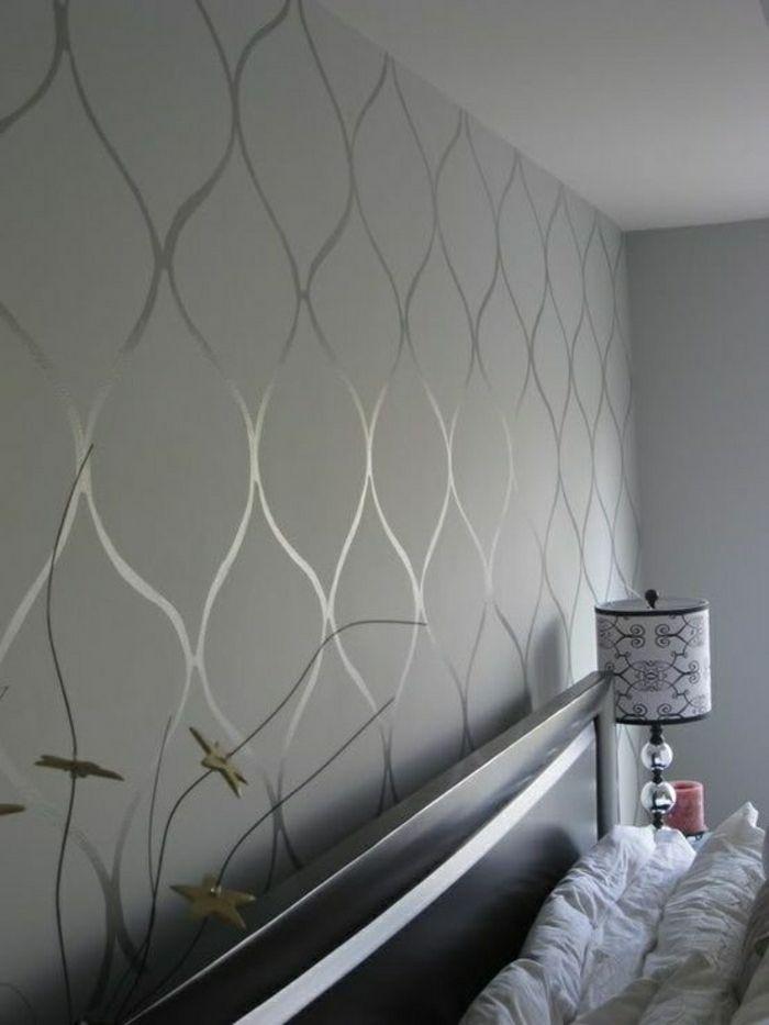 GroBartig Schlafzimmer Tapeten Schlafzimmer Gestalten Schlafzimmer Ideen