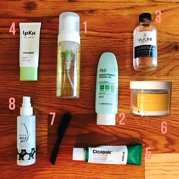 Just 8 Really Good Products That Work Great For Thirty Something Skin Tiger Grass Cream Peel Pads Brightening Peel