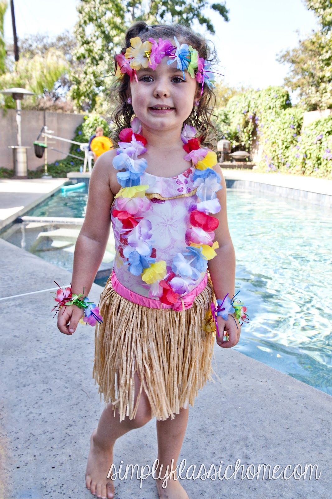 Ideas For Laua Party Kids Luau Parties Hawaiian Party Outfit