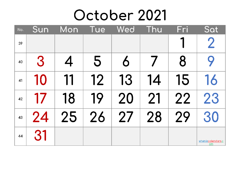 Monthly Calendar October 2022.Free Printable Calendar October 2021 2022 And 2023 Calendar Printables Monthly Calendar Printable Printable Calendar July