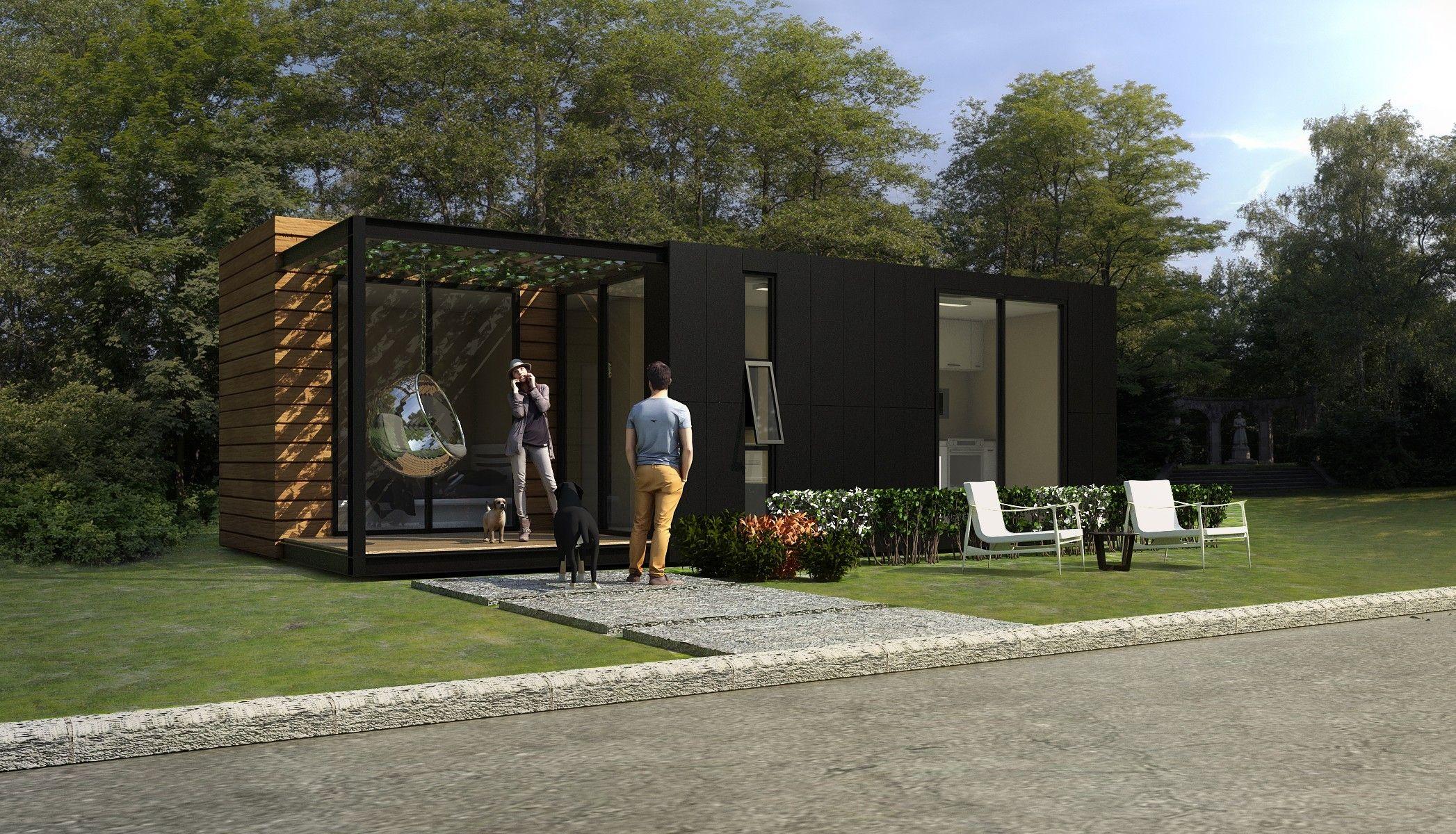 the lux u2013 modular granny flats pinterest granny flat