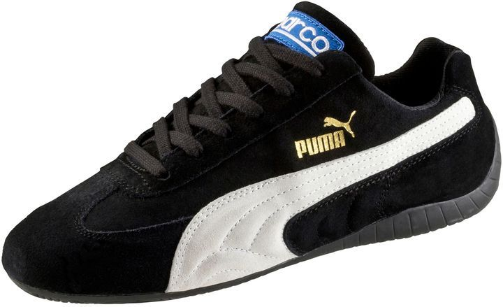 Speed Cat Sparco Shoes | Puma sports shoes, Motorsport shoes