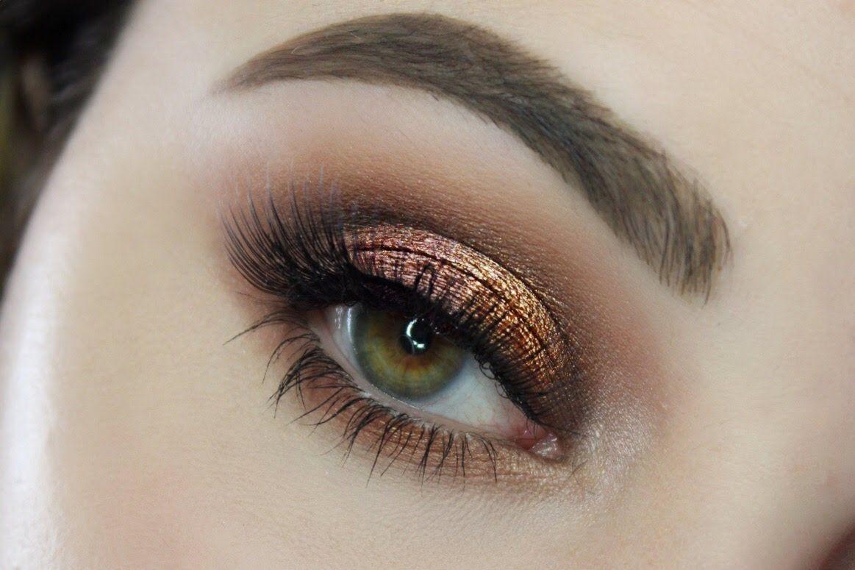 amber lights   mac eyeshadow makeup tutorial   beauty   mac