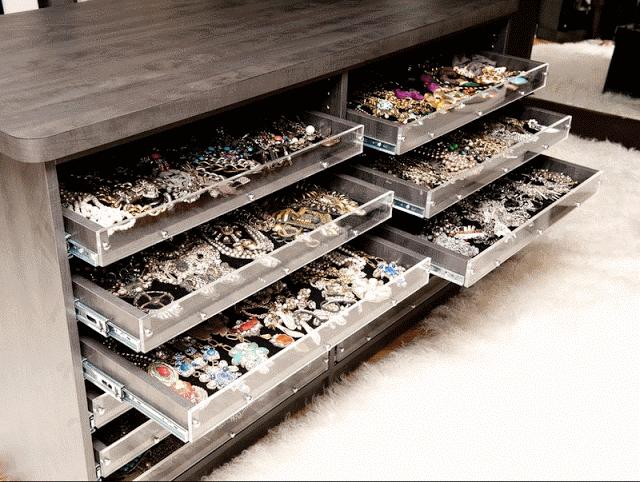 Awesome 67 Cool Jewelry Storage Ideas