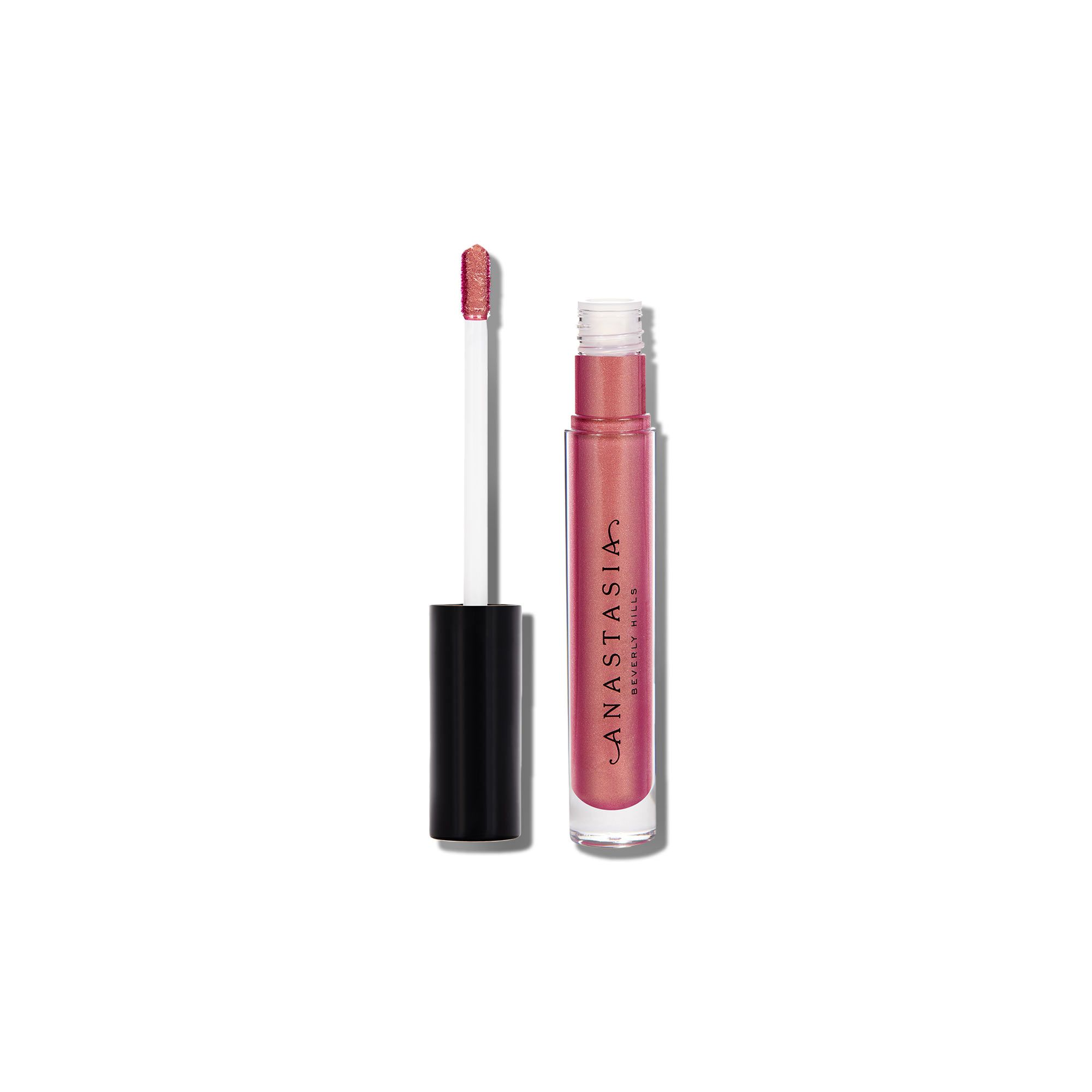 An opaque, high-shine lip color. This vanilla-scented, non-drying ($16) liked on Polyvore