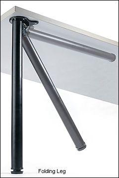 Tubular Steel Table Legs Lee Valley Tools