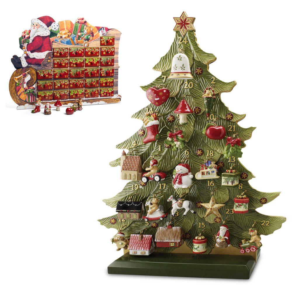 Hummel christmas tree ornaments - Advent