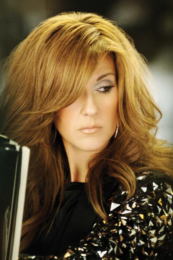 She S So Beautiful Celine Dion Celine Hair Styles
