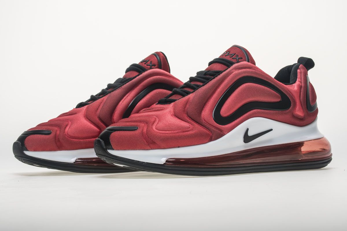 competitive price a6487 44e47 Nike Air Max 720 AR9293-600 Wine Red Black Shoes4 Sneakers Pas Cher, Air
