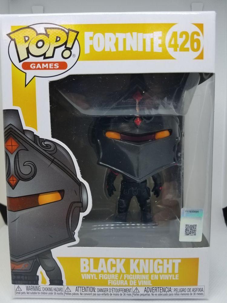 Funko Pop Games Fortnite Black Knight 426 Vinyl Christmas Decoration