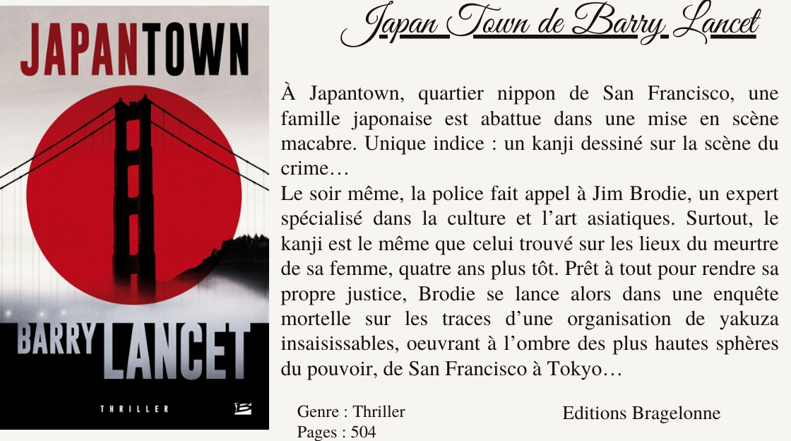 Couverture Japantown