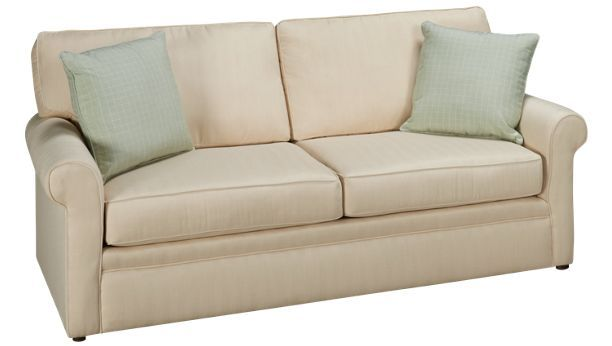 Rowe Sunbrella   Dexter Sunbrella   Dexter Queen Sleeper Sofa   Jordanu0027s  Furniture