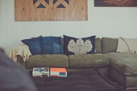 Casa Shelter Half / Lejardindeclaire