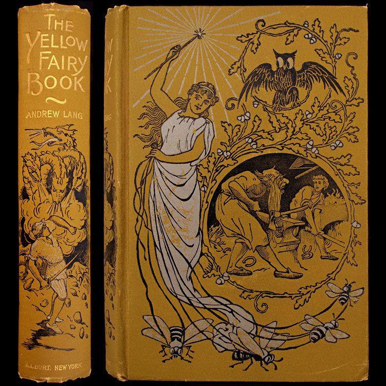 andrew lang fairy books dover