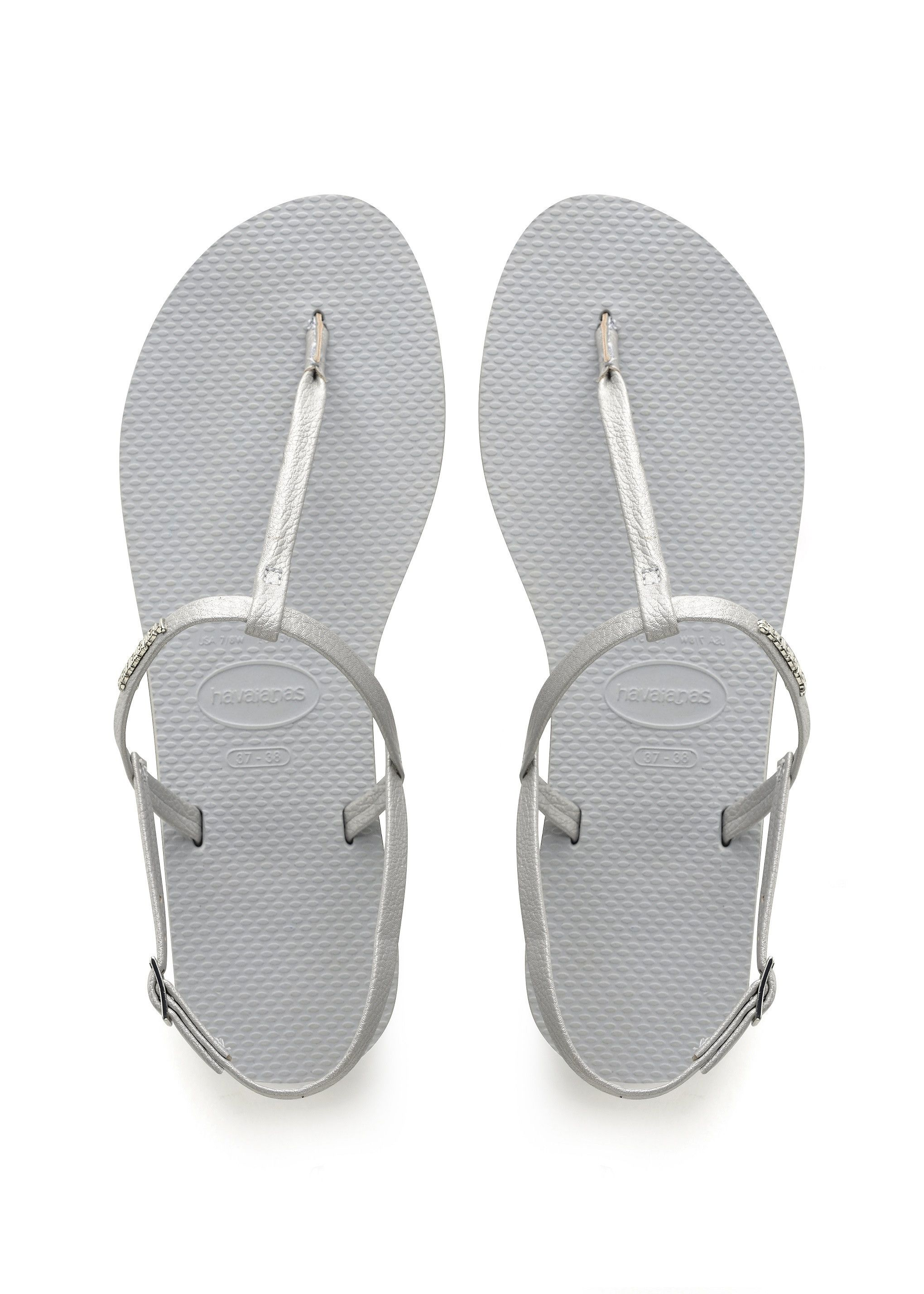 7037001fc9462d Havaianas You Riviera Sandal Ice Grey Price From  36