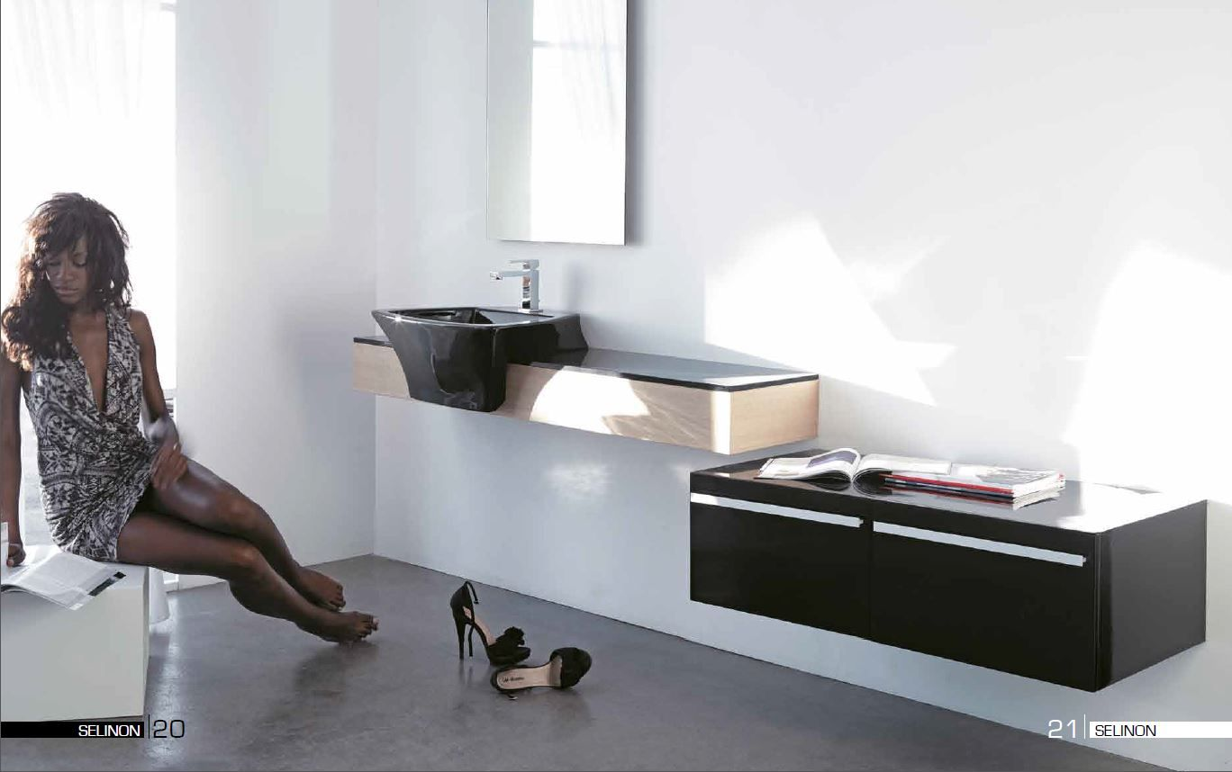 Esedra Ceramica | Bathroom | Pinterest