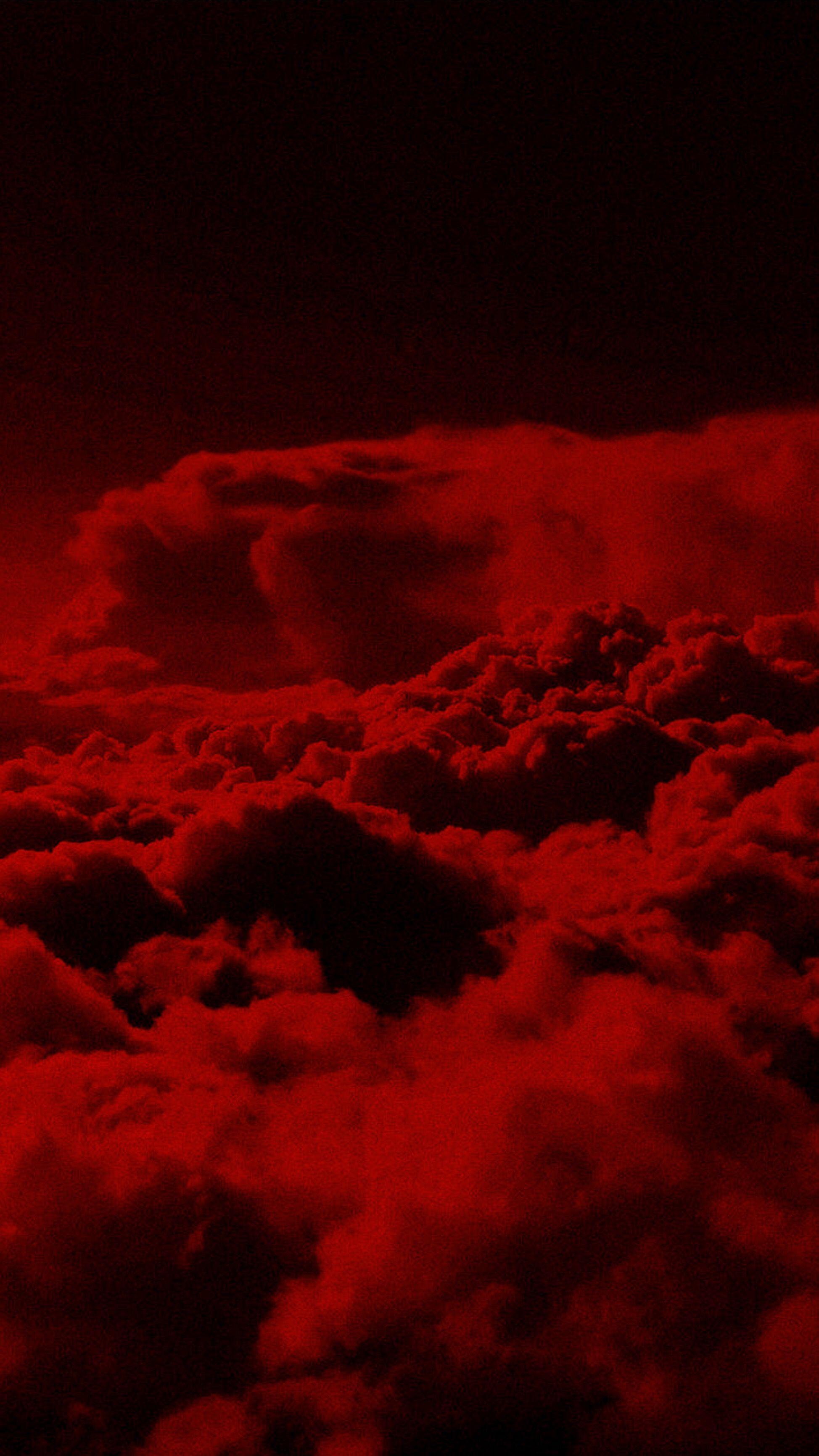 Red Sky In 2020 Dark Red Wallpaper Red And Black Wallpaper Red Aesthetic Grunge