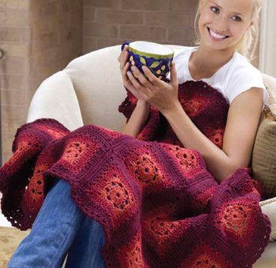 Sashay yarn - for my Mom | Crafts - Mine and Others | Pinterest ...