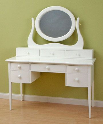 Building Plans For This Beautiful Vanity Craft Ideas Diy