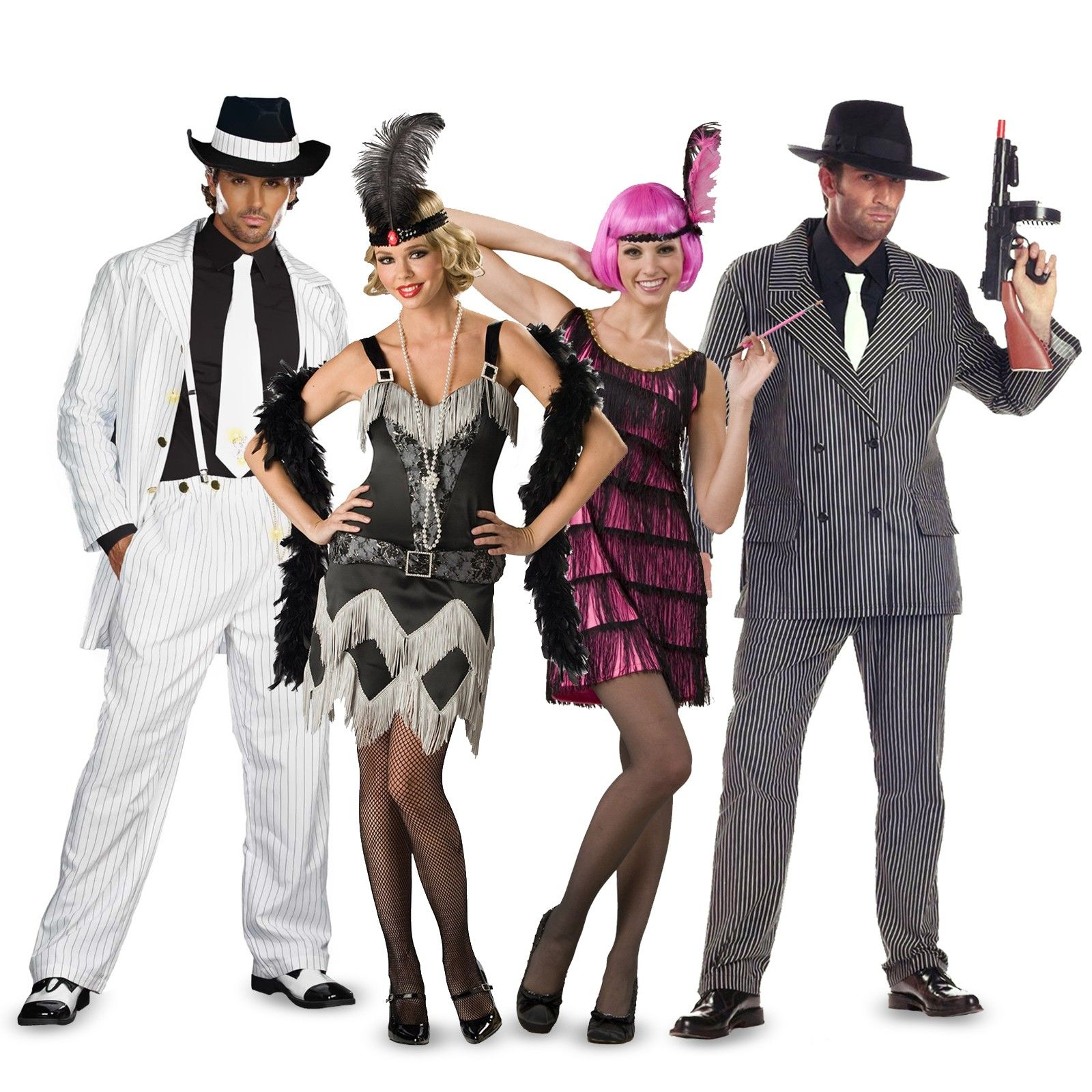 Group Costumes for Murder Mystery Parties 804902 | Halloween ...