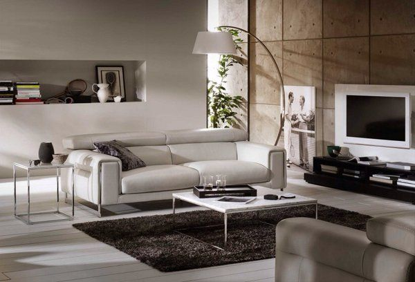 Natuzzi (Natuzzi) Twitter Luxury sofa, Furniture