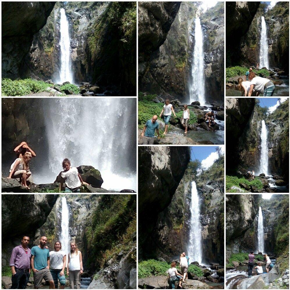 Thala waterfall, Bharmour