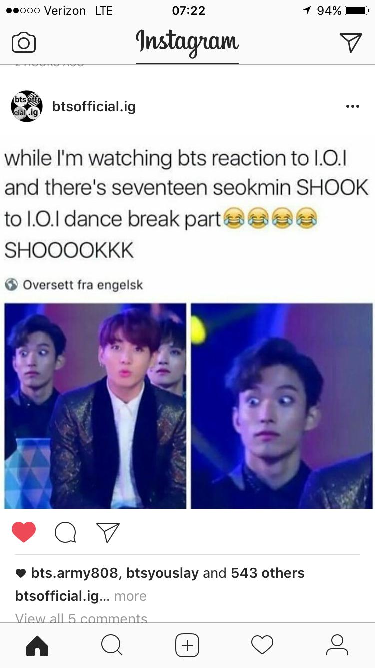 Hahaha Seokmin Seventeen Kpop Seventeen Memes Seventeen