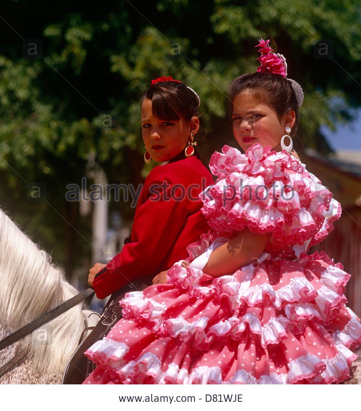 Andalucia girls