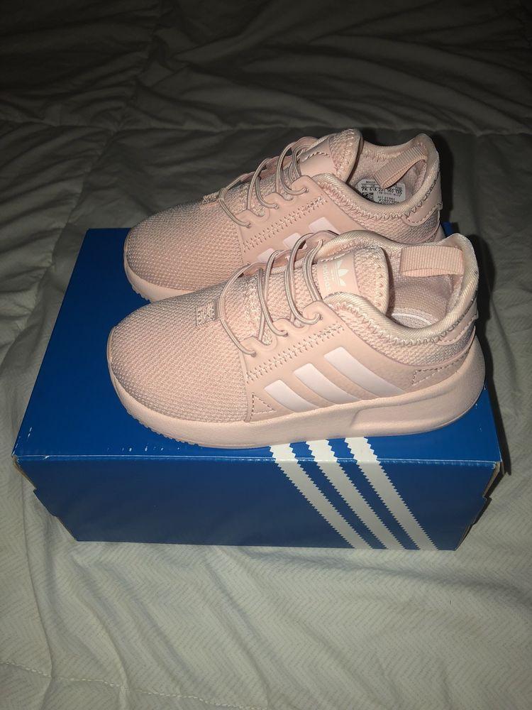 5421f283e7635 adidas Originals Girls' X_PLR EL I Sneaker Ice Pink 7k US Toddler ...