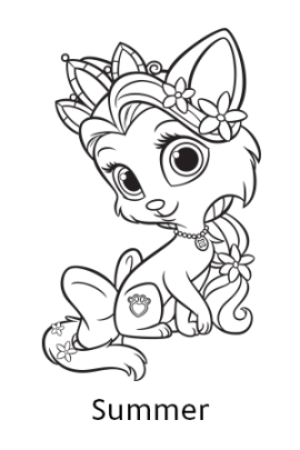 Disney S Princess Palace Pets Free Coloring Pages And Printables Pokemon Coloring Pages Animal Coloring Pages Disney Princess Coloring Pages