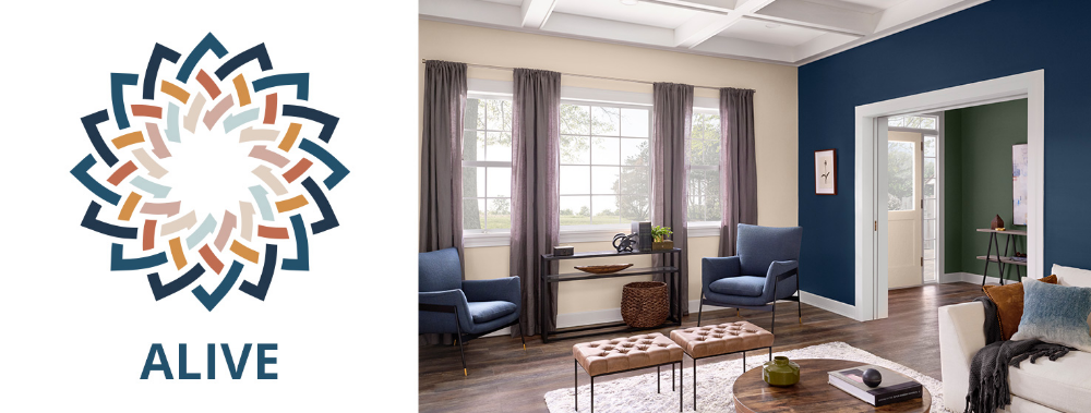 Colormix® Forecast 2020 Alive Palette SherwinWilliams