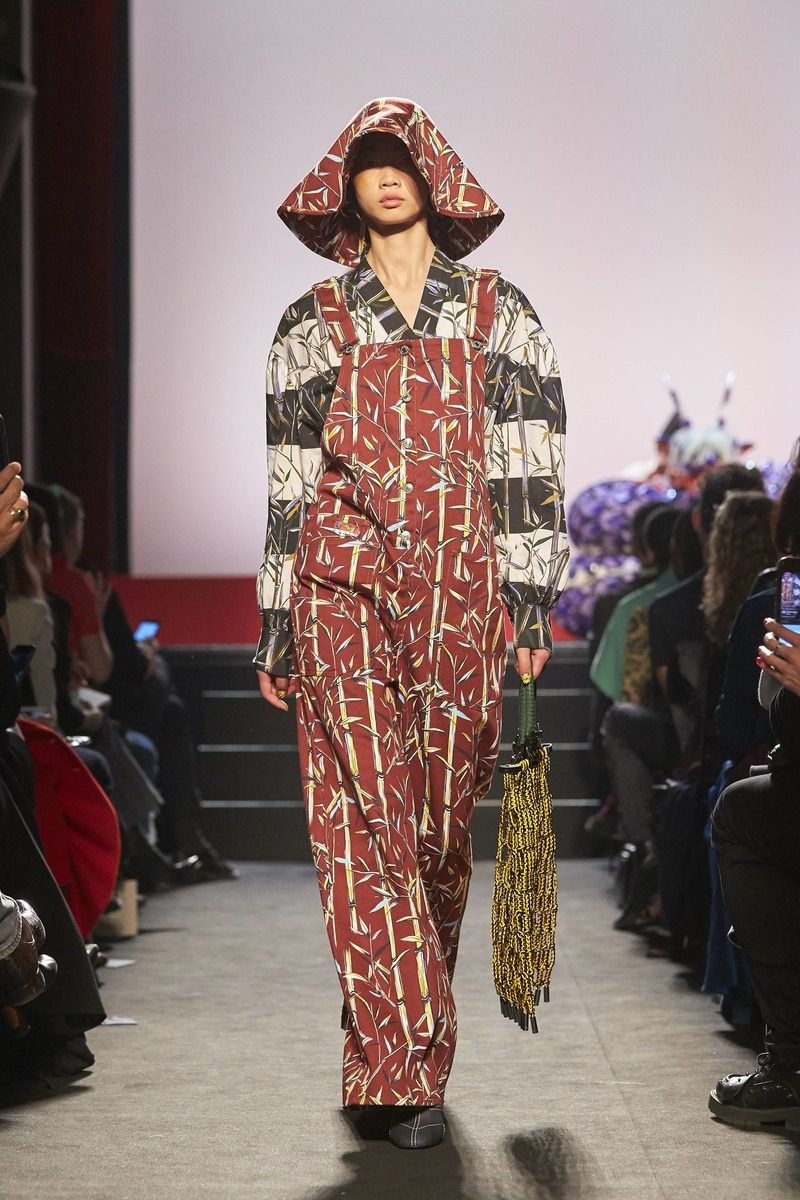 KenzoRTW Spring Summer 2018 CollectionParis Fashion Week