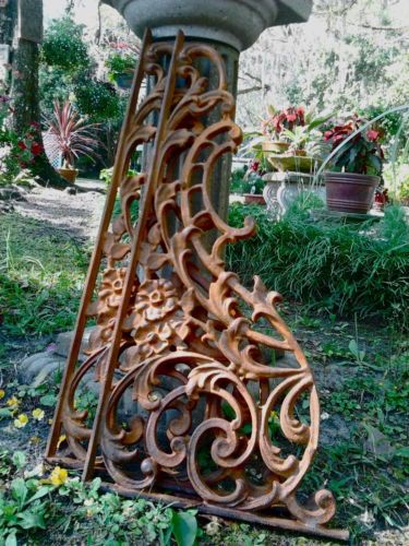 Best 2 New Orleans Pontalba Corbels Weldable Drillable Outdoor 400 x 300