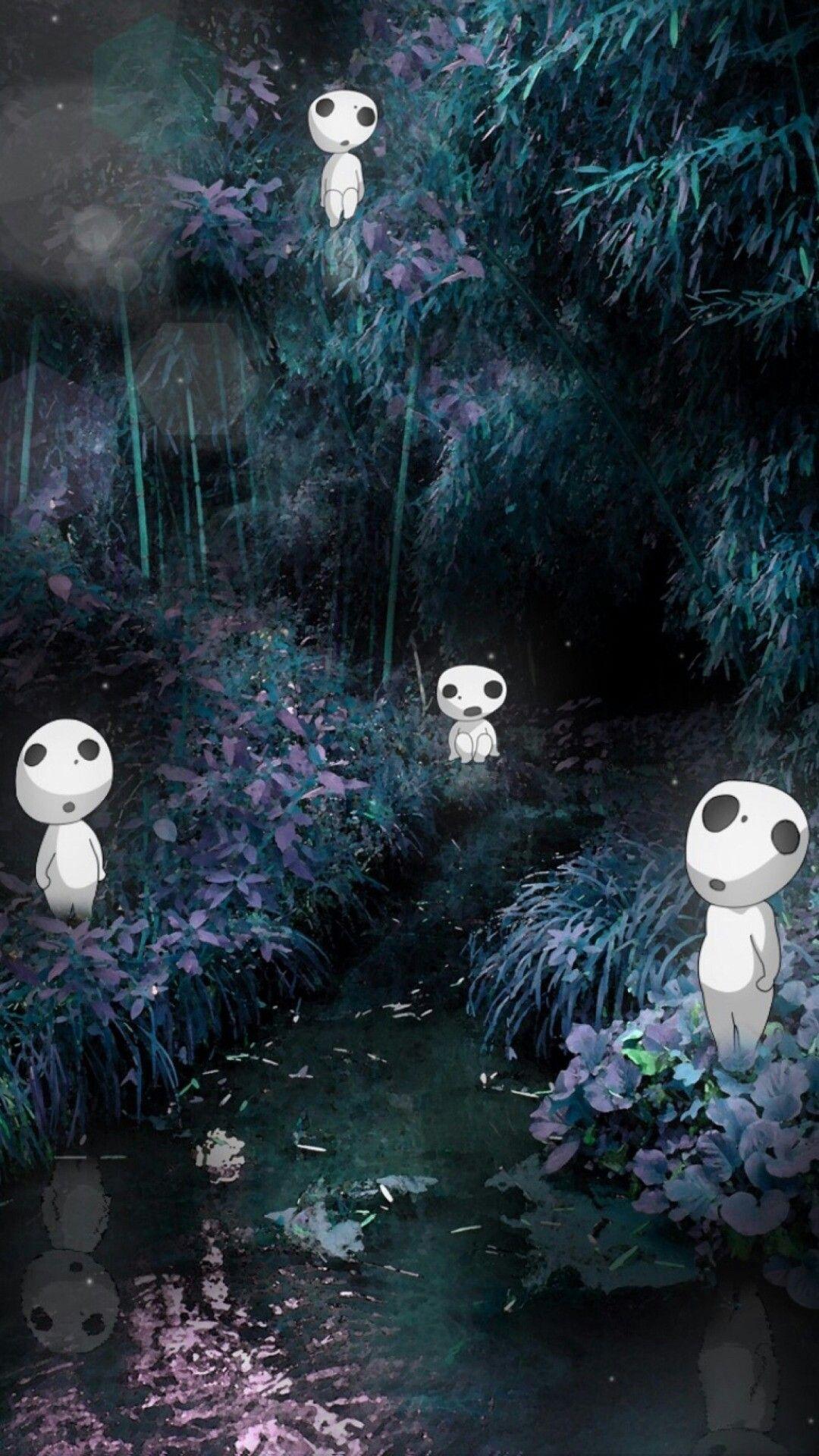 Princess Mononoke Studio Ghibli Art Ghibli Art Studio Ghibli