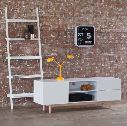 die besten 25 regalleiter ideen auf pinterest leiter f r regal leiterregal und leiterregal. Black Bedroom Furniture Sets. Home Design Ideas
