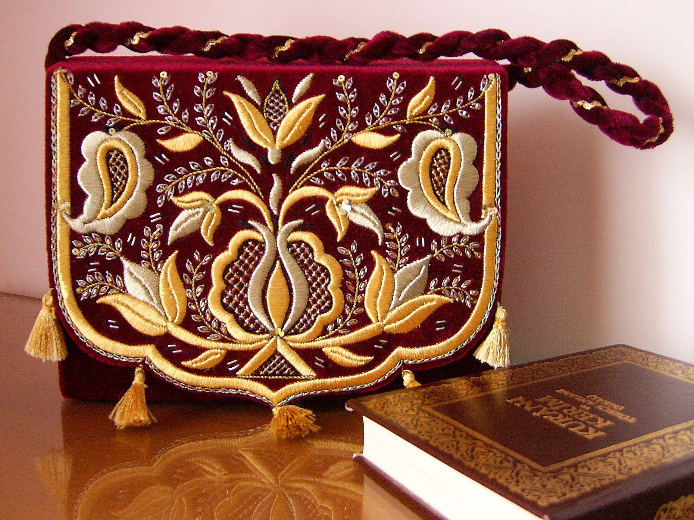 Татарские вышивки в картинках