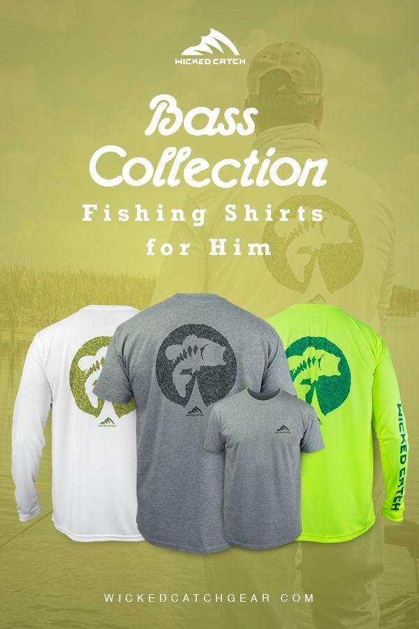 Bass on the Pad Fishing T-Shirt Fishing Gift Ideas Pinterest Bass