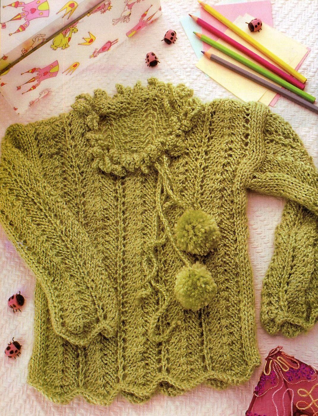 Perfecto Los Patrones De Crochet Libre Suéter Del Perro Colección de ...